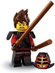 LEGO Ninjago Movie Minifigures Series 71019 - Kai Kendo: Amazon.de:  Spielzeug