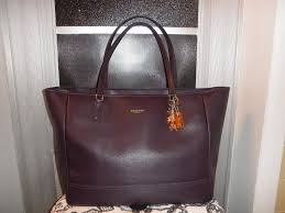 Review  Coach Large Saffiano City Tote - YouTube