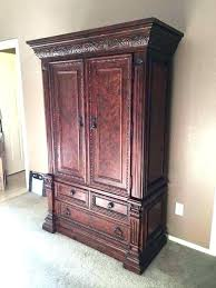 armoires unfinished tv armoire large size of with doors unfinished corner unfinished furniture tv armoire