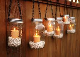 outdoor candles lanterns and lighting. Diy Outdoor Solar Lighting Ideas Candle Lanterns Home Design 7 Paper Garden . Candles And L