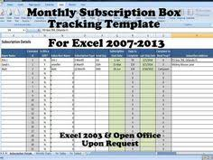 Simple Consignment Tracking Worksheet, Calculates Your Sales ...