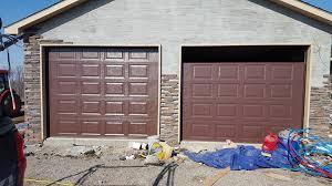 gallery pics of our work for owasso overhead garage door repair and
