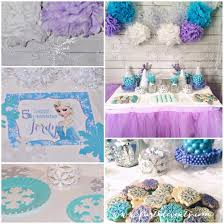... Gallery of Creative Frozen Themed Party Decoration Ideas Design Ideas  Modern Gallery To Architecture Frozen themed