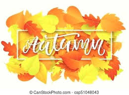 Free Fall Powerpoint Fall Template Autumn Banner Template With Bright Fall Leaves Free