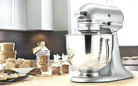 gold kitchenaid mixer stand vs the competition harvest