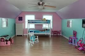 Elegant The Little Mermaid Girls Bedroom Paint