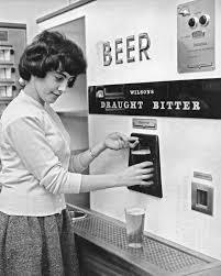 Whisky Vending Machine Best 48 Wild Vending Machines You'll Wish Were Still Around HuffPost