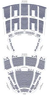 Comcast Theatre Hartford Ct Seating Chart Seating Chart Of The Palace Theater Mezzanine Balcony Seating