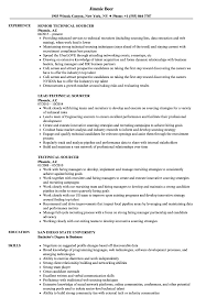 Wonderful Dice Resume Examples Pictures Inspiration Entry Level