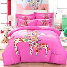 pink little girl comforter sets girls bedding