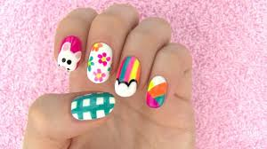 Attractive Nail Polish Designs & Trends For Girls 2015