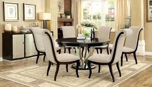 formal round dining room sets formal dining room set with round table formal dining table for
