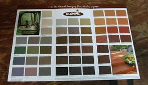 Arborcoat Solid Stain Color Chart Behr Deck Stain Colour Chart Bedroom And Living Room Image