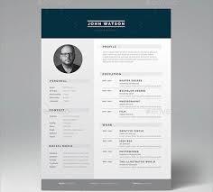 Indesign Creating A Modern Resume 34 Great Resume Indesign Templates Desiznworld
