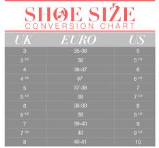 italian shoe size conversion shoe size conversion chart stylecaster