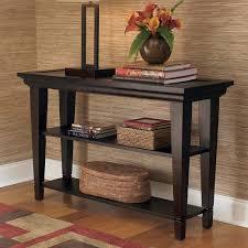 console table  easton  bassett furniture