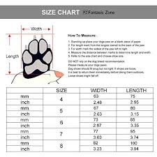 Labrador Retriever Height Chart Fantastic Zone Waterproof Dog Shoes Dog Boots For Labrador