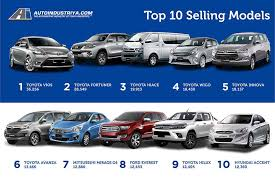 philippines 10 best selling cars of