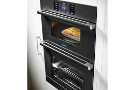 the double wall oven lets you focus on guests while impressing them with perfectly prepared dishes features include steam bake steam roast four part dual