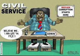 Image result for civil service cartoons