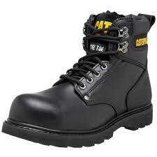 amazon com caterpillar men s 2nd shift 6 steel toe boot boots