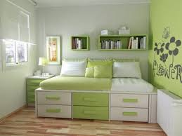 Inspiring Twin Bed Ideas For Small Bedroom Sweet Bedroom Green Girl
