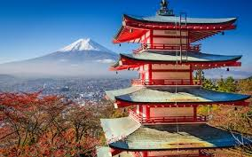 Mount Fuji was a huge influence on the seminal artist Credit: ALAMY