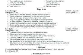 Cosmetologist Resume Classy Beautician Resume Sample Cosmetology Resume Samples Beautician Job