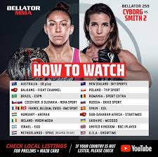 Pitbull vs mckee — later tonight (sat. How To Watch Tonight S Bellator Card For My Fellow B League Lovers Around The World Mma