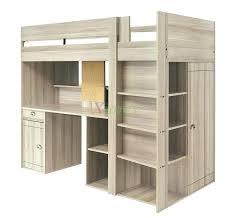 charleston loft bed with desk desk bunk bed with desk and storage underneath storage loft bunk
