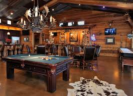 Man Cave for the Outdoorsman High Street DFW