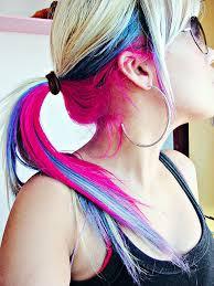 tri hair color hair colors ideas on