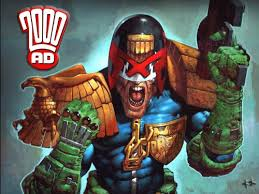 Image result for Warlord, Battle, Action Force and 2000 AD