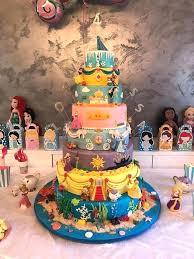 Cake Design Disney Princess