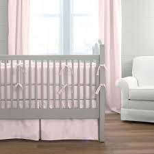Carousel Designs Crib Rail Cover Rail Covers Carousel Designs Solid Pink Crib Rail Cover Crib