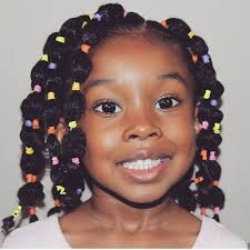 Black girl's hairstyle wide range is available in short length hairstyling. 10 Cute Back To School Natural Hairstyles For Black Kids Coils And Glory