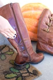 cleaning leather boots with olive oil cleaning leather boots give your dull leather boots a pick