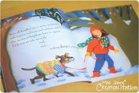 Chart On Winter Season 5 Books For Winter Read Alouds Mrs Jones Creation Station