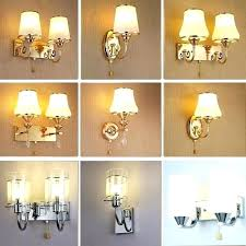 decoration reading lamps wall mounted for bedroom indoor lighting led lamp bedside south africa