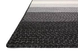 modern black gray striped outdoor rug gray outdoor rug d4