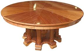 expanding round table. Expanding Round Table. Construction Blog Index Table