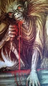 adze vampire. illustration by pawel zych adze vampire