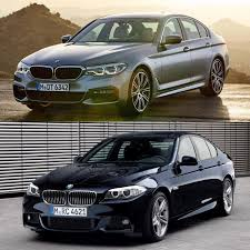BMW Convertible bmw 5er g30 : G30 5 Series vs. F10 5 Series - Photo Comparison