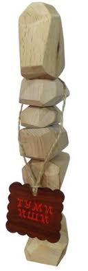Гора камней Туми Иши. <b>Игра</b> из <b>дерева</b> Д-709 <b>RN-Toys</b>. <b>Игрушки</b> ...