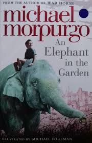 michael morpurgo an elephant in the garden