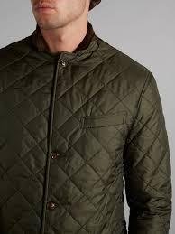 Polo ralph lauren Quilted Blazer in Green for Men | Lyst & Gallery Adamdwight.com