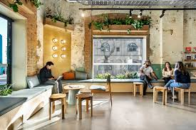 Best Coworking Space Design A Tour Of The Commons Sydney Coworking Space Officelovin
