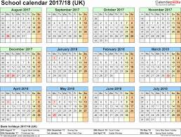 free printable 12 month calendar 2017 12 month calendar on one page awesome 2017 2018 calendar free