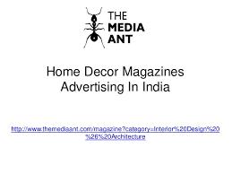 Small Picture Home decor magazines india online Home decor
