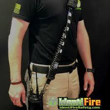 homeland 6 tactical radio strap combo featuring identifire